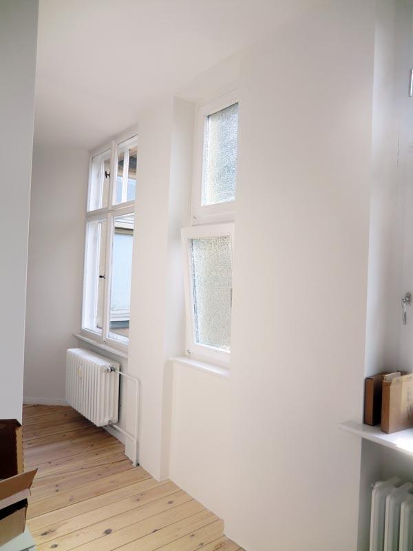 Komplettsanierung altbau ecobau design patrick kr ger for Altbauwohnung design